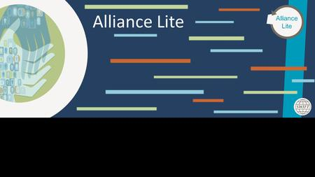 This Area Will Not Be Seen Alliance Lite Alliance Lite.