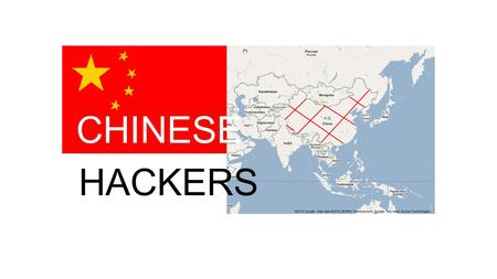 CHINESE HACKERS. Where do they come from? In 2007 private security firm Mandiant was hired by the New York Times to trace cyber-attacks on their network.