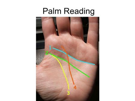 Palmistry ppt video online download