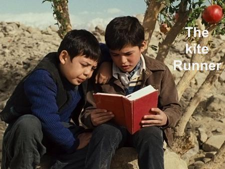 The kite Runner. Introduction The distinct racial division in Afgananistan occurs between the Hazara and the Pashtun. The Pashtun are the majority race,