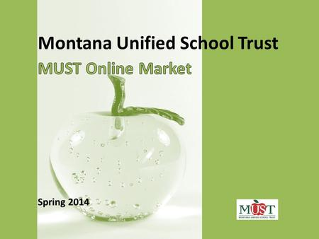 Montana Unified School Trust