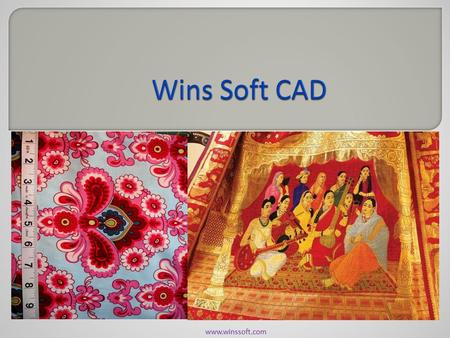 Www.winssoft.com.  WS CAD System provides the benefits of streamlined operations, enhanced administration & control, superior customer care, strict cost.