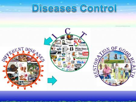 Exit Health is wealth, everyone must contributes in the control of diseases in our environment. ON.