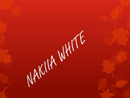 NAKIIA WHITE. ITALY  Italy – Trade Shows information – Fashion – Apparel – Textiles – Leather – Fur – Fashion – Trade Shows in Italy Attending a Milan.