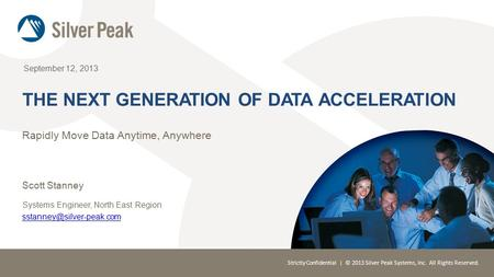 The next generation of data Acceleration