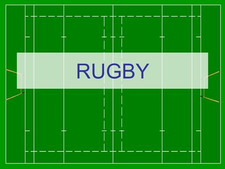 RUGBY. History The game of Rugby was invented in 1823 at Rugby School in Warwickshire It began when a schoolboy picked up the ball during a soccer game.