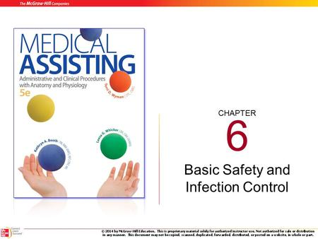 Basic Safety and Infection Control