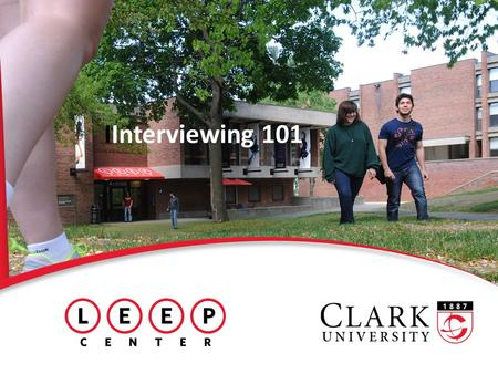IInterviewing 101. 1 st Step: Preparation Research the industry and the employer – location(s), size, products, programs and services, management, history,