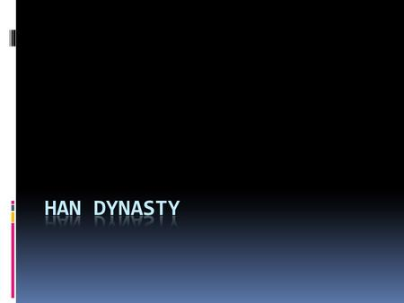 Objectives  WWBAT identify the contributions of the Qin Dynasty  WWBAT analyze the impact of a united government.