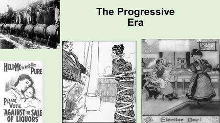 The Progressive Era. Progressive Era Progressive Era: 1880 – 1920 Much of the Progressive Era was about reacting to problems caused by industrialization.