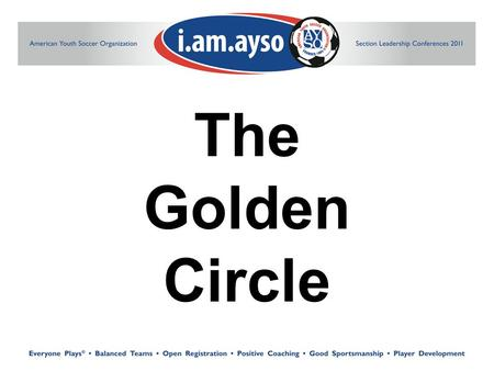 The Golden Circle. The Golden Circle TED Ideas worth spreading.