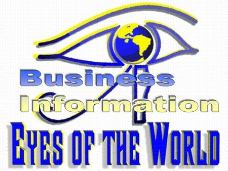 Eyes of the World Inc. last year asked for a loan for $450,000 in order to start a two in one business. With the help of this loan the money that was.