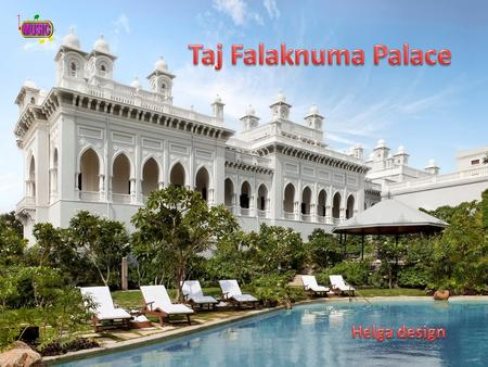 Falaknuma Palace is one of the finest palaces in Hyderabad, India. It is located in the common capital area shared between the states of Telangana and.