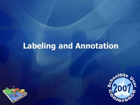 Labeling and Annotation
