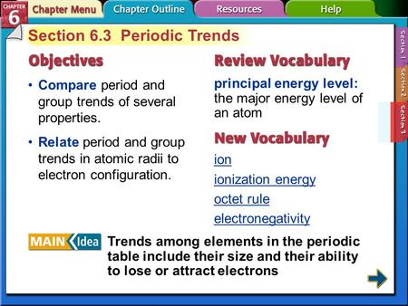 Atomic structure and periodicity part 2 periodic trends atomic section 63 periodic trends urtaz Gallery