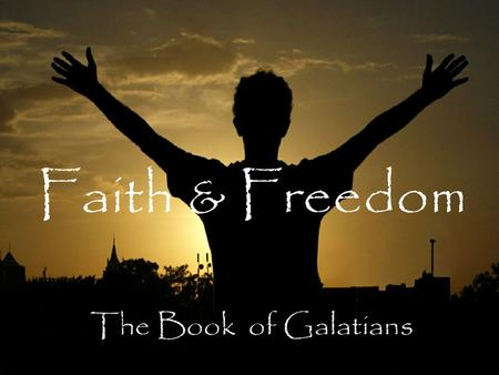 Galatians 1:1-5 ESV 1 Paul, an apostle—not from men nor through man, but through Jesus Christ and God the Father, who raised him from the dead— 2 and.