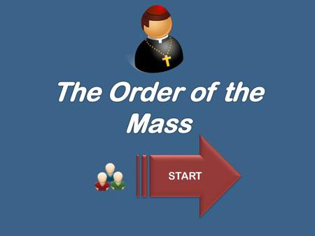 The Order of the Mass START.