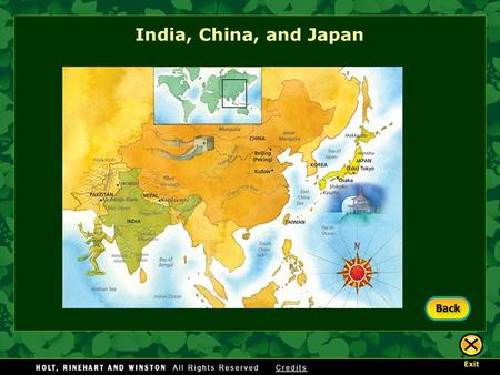India, China, and Japan. Vedic period in India The Hindu Way of Life Is named for Vedas—a collection of hymns and prayers of Aryan culture—most sacred.