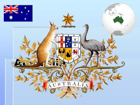 Australia. © Lenka Lexová Introduction  the official name is the Commonwealth of Australia  it's a country in the Southern Hemisphere including the.