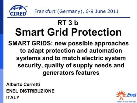 Smart Grid Protection RT 3 b