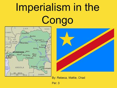 Imperialism in the Congo