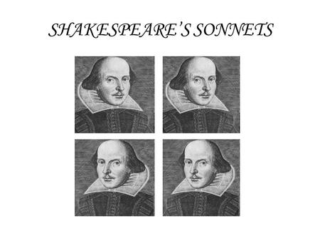 Shakespeare S Sonnet 55 To Whom This Sonnet Is Dedicated