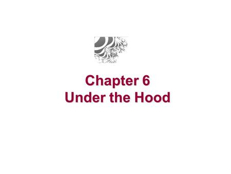 Chapter 6 Under the Hood. Di Jasio – Programming 16-bit Microcontrollers in C (Second Edition) Checklist The following tools will be used in this lesson: