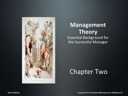 Management Theory Essential Background for the Successful Manager