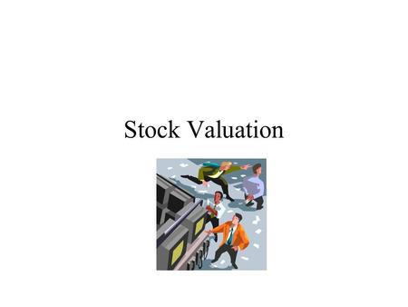 Stock Valuation.