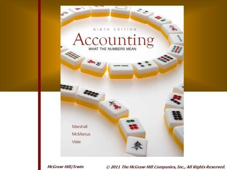 McGraw-Hill/Irwin © 2008 The McGraw-Hill Companies, Inc., All Rights Reserved. 1-1 McGraw-Hill/Irwin © 2008 The McGraw-Hill Companies, Inc., All Rights.