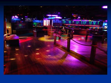 Night Club Retrofit N. J. A. C. 5:70 – 4. 7 Night Club Retrofit Objectives Define what is a night club What are the requirements under the Code Why.