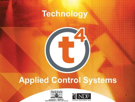 Applied Control Systems