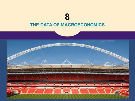 8 THE DATA OF MACROECONOMICS. Copyright © 2010 Cengage Learning 1 Introduction to Macroeconomics: Nation's Income and Living Standard Dynamics.