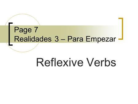 realidades 2 pg 80 answers