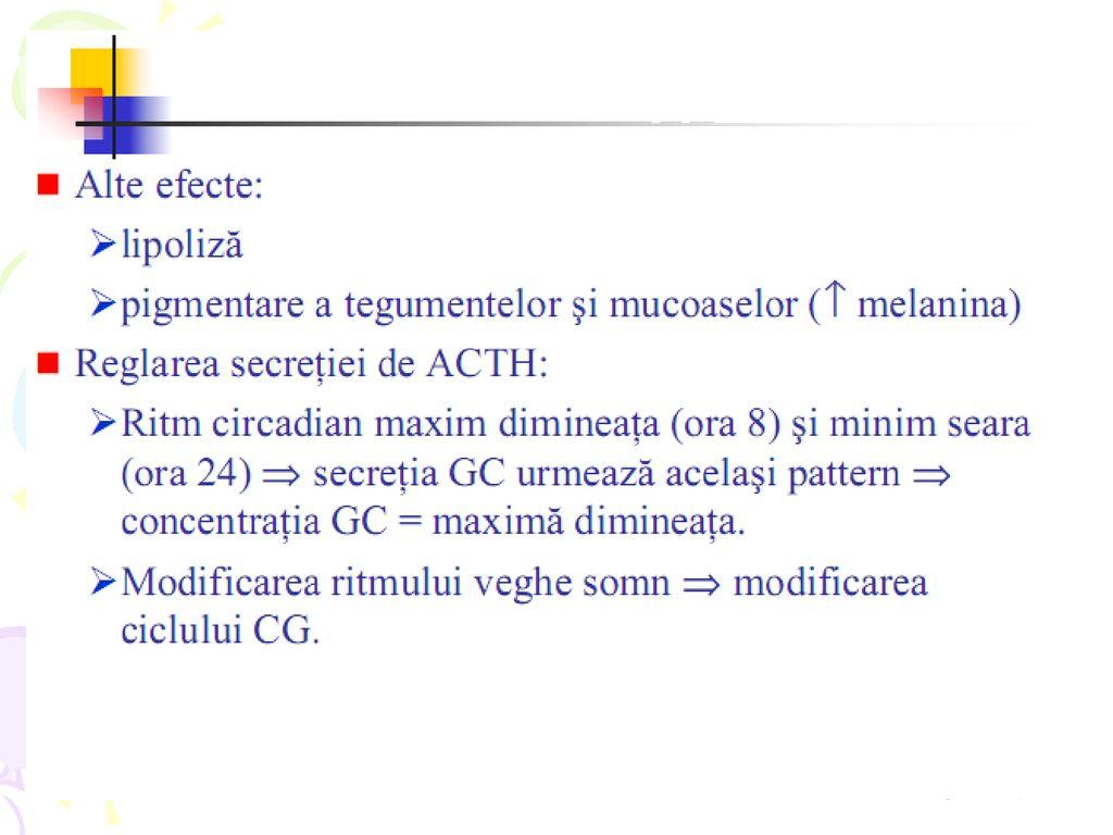 pierderea în greutate a somatostatinei)