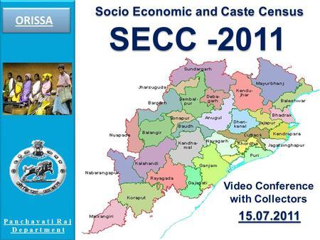 Socio Economic and Caste Census
