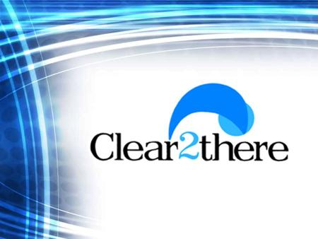 Clear2There is the proud manufacturer of the Clear2There Digital Video Recorder. Clear2There is located in Oklahoma City, OK.