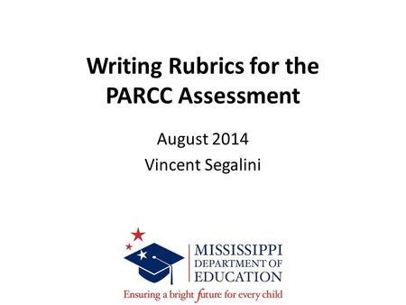 Online writing assessment