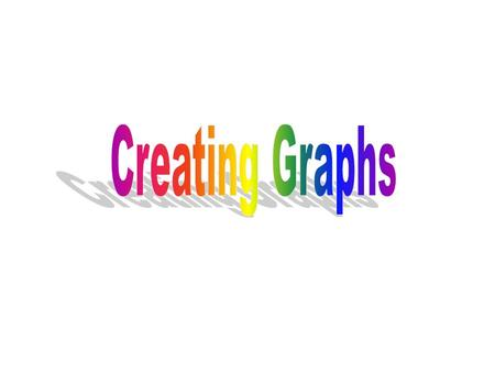 Fundamental Features of Graphs All graphs have two, clearly-labeled axes that are drawn at a right angle. –The horizontal axis is the abscissa, or X-axis.