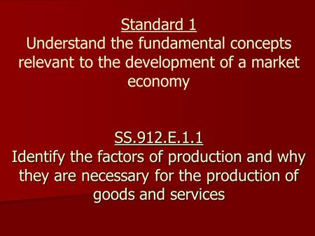 q4 1 what key ingredients are necessary for the creation of economic demand 1 2 3 » three problems of economic organizations: in every economy economic organizations, irrespective of their type, have to face and solve three problems of economics these three problems are as follows, what commodities are produced & in what quantities how goods are produced.