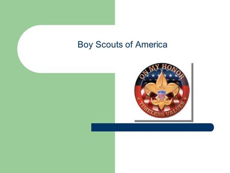 Boy Scouts of America. The Changing Face of Philanthropy.