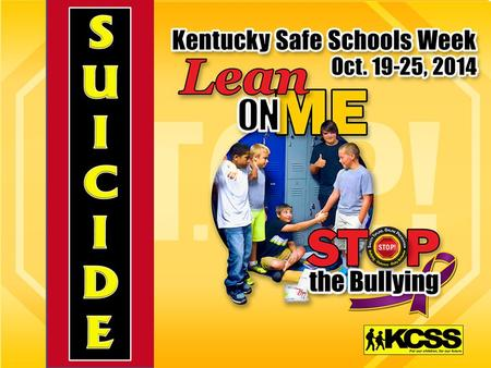 Karen McCuiston Kentucky Center for School Safety Murray State University.