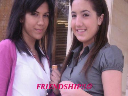 FRIENDSHIP!!.