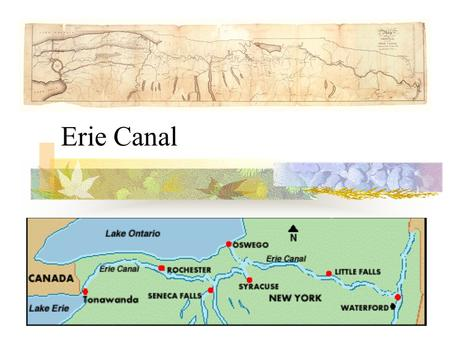 Erie Canal.