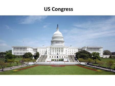 US Congress. 435 Originally only 64 in H of R – 1 rep for every 30,000 people 1810: 186 in H of R 1922: 435 in H of R 1929 Reapportionment Act: capped.