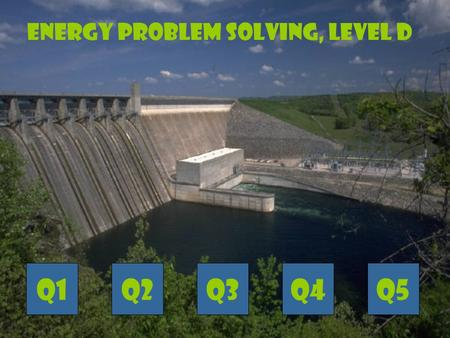 Energy Problem Solving, LEVEL d Q1Q2Q3Q4Q5. QUESTION 1a 4500 kJ 15000 kj 15 000 kJ lost in total How much is lost through the rest of the house? answer.