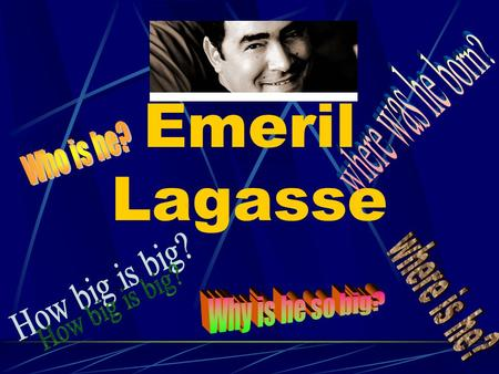 Emeril Lagasse. Emeril got his start in the kitchen watching his mother Hilda cook. Emeril's father was a factory worker and wanted Emeril to follow in.