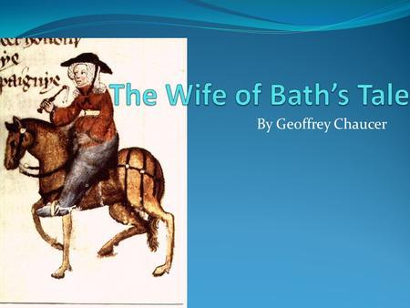 Chaucer pardoner homosexual marriage