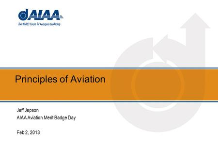 Principles of Aviation