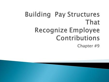 pay structures and internal alignment essay Organizational alignment is an important concept organizational alignment is an important concept for leaders to consider this is especially true in the current fast-paced, complex, and constantly changing environment.